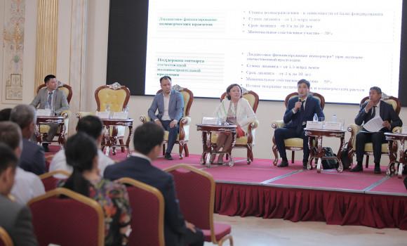 инструменты поддержки для бизнеса Атырауской области