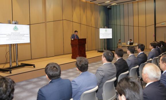 Холдинг «Байтерек» и АДГСиПК провели совместную встречу