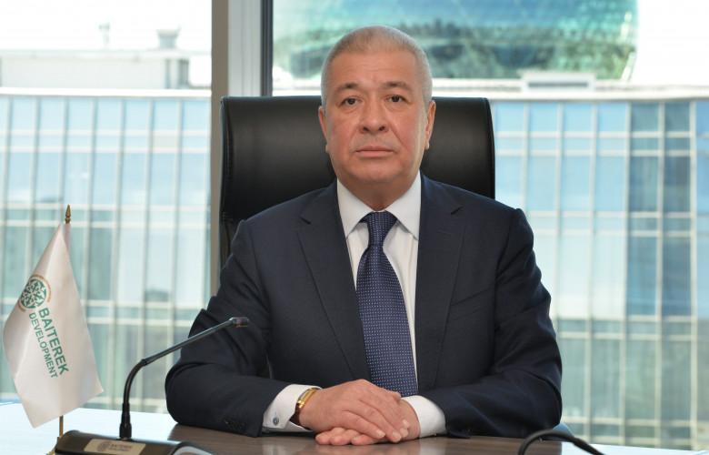 Усербаев Аскарбек Ануарбекович